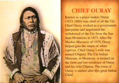 Chief Ouray, Utes